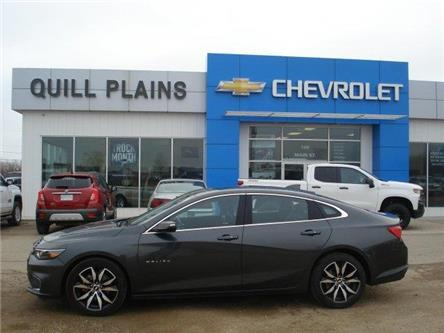 2018 Chevrolet Malibu LT (Stk: 19P023) in Wadena - Image 1 of 14