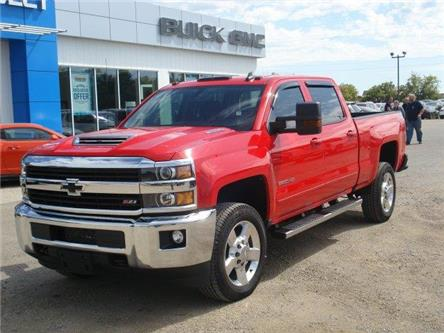 2017 Chevrolet Silverado 2500HD LT (Stk: 19P045) in Wadena - Image 2 of 13
