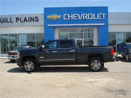 2017 Chevrolet Silverado 2500HD High Country (Stk: 19T158A) in Wadena - Image 1 of 12