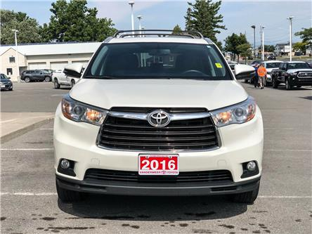 2016 Toyota Highlander XLE (Stk: TV166A) in Cobourg - Image 2 of 23
