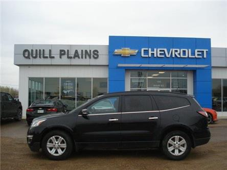 2013 Chevrolet Traverse 1LT (Stk: 18T209B) in Wadena - Image 1 of 14