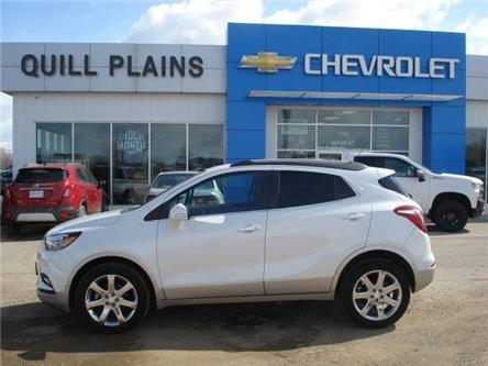 2018 Buick Encore Essence (Stk: 19P020) in Wadena - Image 1 of 15