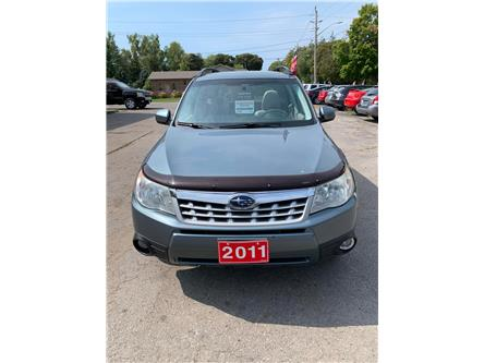 2011 Subaru Forester 2.5 X (Stk: ) in Cobourg - Image 1 of 15