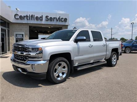 2017 Chevrolet Silverado 1500 1LZ (Stk: K301A) in Blenheim - Image 2 of 18