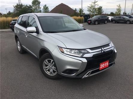 2019 Mitsubishi Outlander ES (Stk: MX1110) in Ottawa - Image 1 of 20