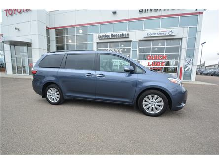 2017 Toyota Sienna Limited 7-Passenger (Stk: SIL021A) in Lloydminster - Image 1 of 17