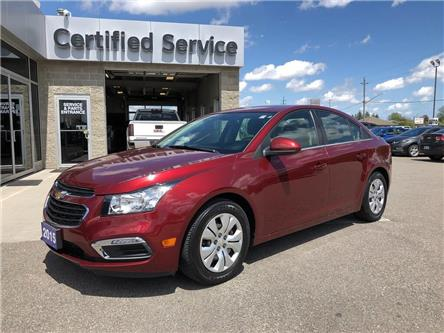2015 Chevrolet Cruze 1LT (Stk: 9B027A) in Blenheim - Image 2 of 17