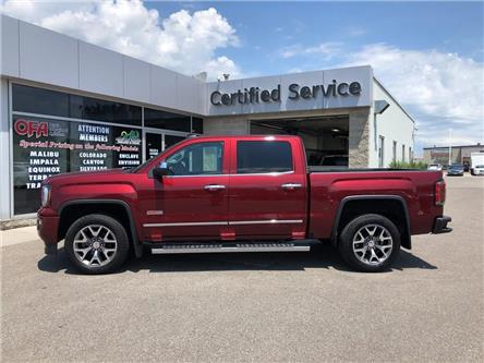 2016 GMC Sierra 1500 SLE (Stk: K350A) in Blenheim - Image 1 of 18