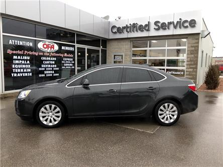 2015 Buick Verano Base (Stk: 9B004A) in Blenheim - Image 1 of 14