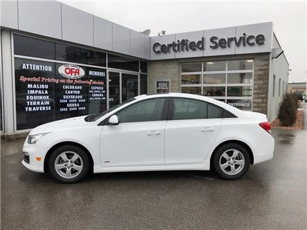 2015 Chevrolet Cruze 1LT (Stk: 9B001A) in Blenheim - Image 1 of 17
