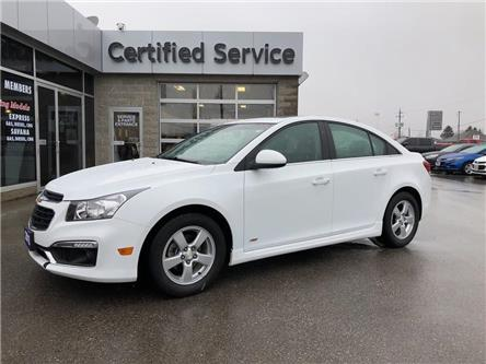 2015 Chevrolet Cruze 1LT (Stk: 9B001A) in Blenheim - Image 2 of 17