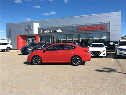 2017 Nissan Sentra 1.6 SR Turbo (Stk: P2010) in Smiths Falls - Image 1 of 13