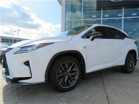 2017 Lexus RX 350 Base (Stk: X9177L) in London - Image 1 of 22