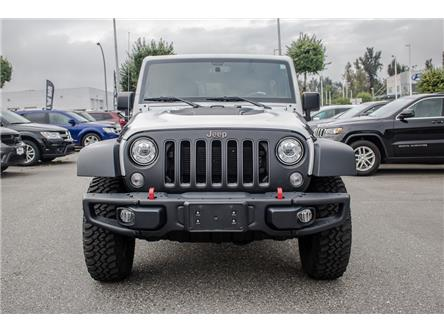2018 Jeep Wrangler JK Unlimited Rubicon (Stk: K575146A) in Abbotsford - Image 2 of 30