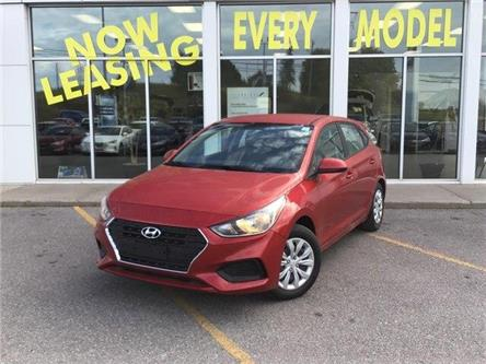 2020 Hyundai Accent Essential w/Comfort Package (Stk: H12285) in Peterborough - Image 1 of 19