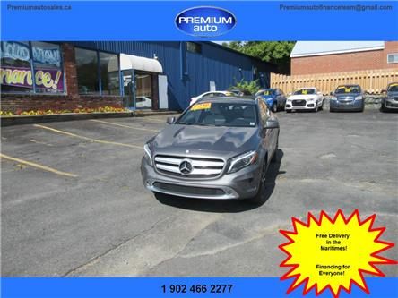 2016 Mercedes-Benz GLA-Class Base (Stk: 240092) in Dartmouth - Image 1 of 25
