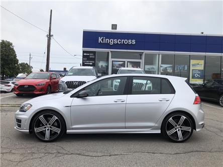 2016 Volkswagen Golf R 2.0 TSI (Stk: 29154A) in Scarborough - Image 2 of 16