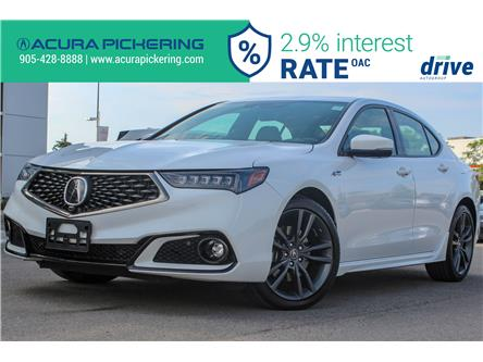 2019 Acura TLX Elite A-Spec (Stk: AT343) in Pickering - Image 1 of 35