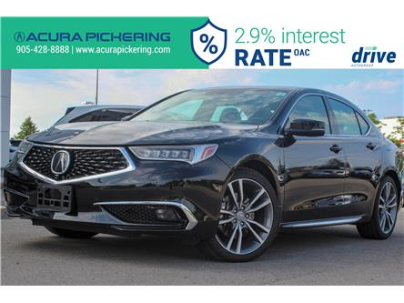 2019 Acura TLX Elite (Stk: AT356) in Pickering - Image 1 of 34