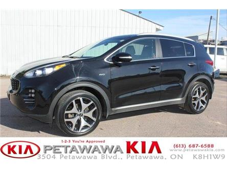 2017 Kia Sportage SX Turbo (Stk: 20100-1) in Petawawa - Image 1 of 26