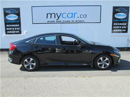 2019 Honda Civic LX (Stk: 191400) in Kingston - Image 2 of 19