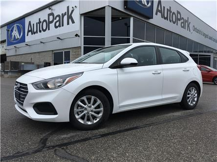 2019 Hyundai Accent Preferred (Stk: 19-73807RJB) in Barrie - Image 1 of 26