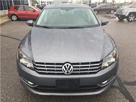 2012 Volkswagen Passat 2.0 TDI Highline (Stk: 12-01086MB) in Barrie - Image 2 of 24