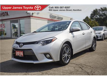 2016 Toyota Corolla LE (Stk: 146) in Hamilton - Image 1 of 21