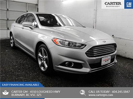 2014 Ford Fusion SE (Stk: K9-75512) in Burnaby - Image 1 of 24