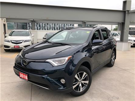 2018 Toyota RAV4 XLE (Stk: HP3480) in Toronto - Image 1 of 27