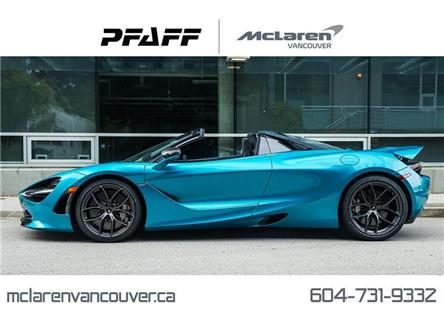 2020 McLaren 720S Spider Performance (Stk: MV0299) in Vancouver - Image 1 of 21