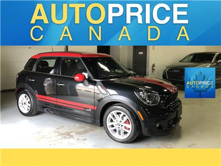 2014 MINI Countryman John Cooper Works (Stk: W0610) in Mississauga - Image 1 of 25