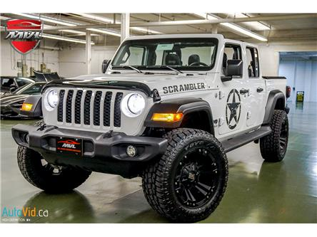 2020 Jeep Gladiator Sport S (Stk: ) in Oakville - Image 2 of 40