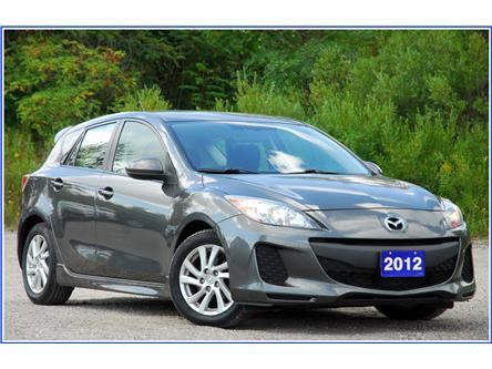 2012 Mazda Mazda3 Sport GS-SKY (Stk: P59293AX) in Kitchener - Image 1 of 14