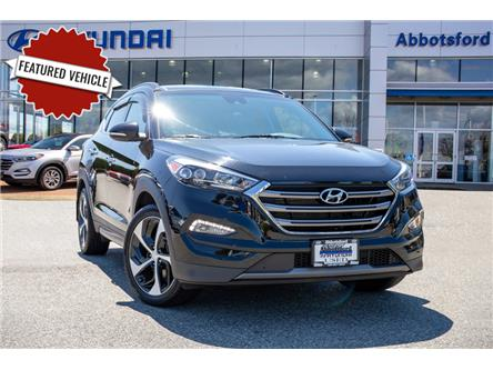 2016 Hyundai Tucson Ultimate (Stk: AH8876) in Abbotsford - Image 1 of 29