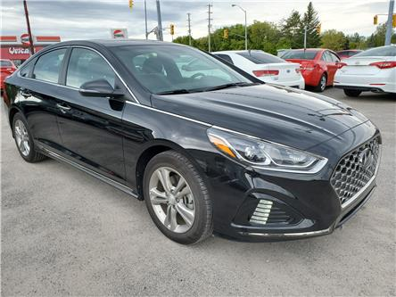 2019 Hyundai Sonata ESSENTIAL (Stk: ) in Kemptville - Image 1 of 17