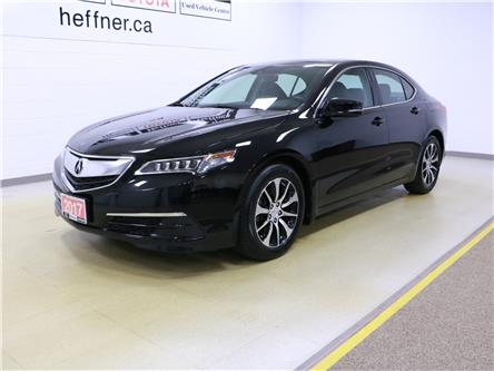 2017 Acura TLX Base (Stk: 197226) in Kitchener - Image 1 of 33