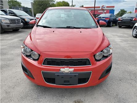 2012 Chevrolet Sonic LS (Stk: ) in Kemptville - Image 2 of 15