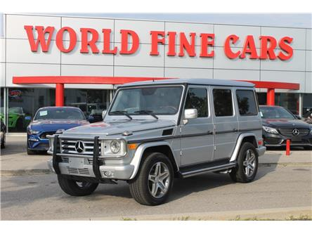 2010 Mercedes-Benz G-Class Base (Stk: 16975) in Toronto - Image 1 of 28