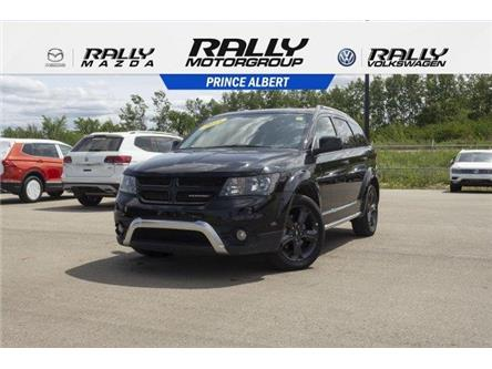 2018 Dodge Journey Crossroad (Stk: V731) in Prince Albert - Image 1 of 11