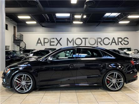 2015 Audi S3 2.0T Technik (Stk: AP1969) in Vaughan - Image 2 of 26