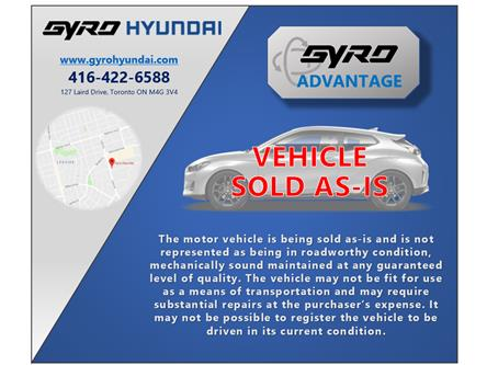 2011 Hyundai Santa Fe GL 3.5 Sport (Stk: H3615A) in Toronto - Image 1 of 8