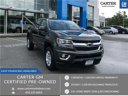 2018 Chevrolet Colorado LT (Stk: 972800) in North Vancouver - Image 1 of 28