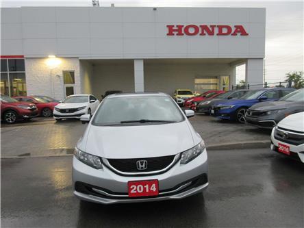 2014 Honda Civic EX (Stk: 27489L) in Ottawa - Image 2 of 17
