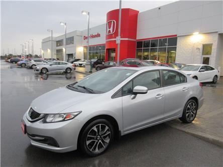 2014 Honda Civic EX (Stk: 27489L) in Ottawa - Image 1 of 17