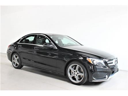 2016 Mercedes-Benz C-Class Base (Stk: A097854) in Vaughan - Image 1 of 28