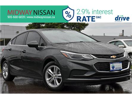 2017 Chevrolet Cruze Hatch LT Auto (Stk: KC839394A) in Whitby - Image 1 of 31