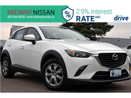 2017 Mazda CX-3 GX (Stk: KW332033A) in Whitby - Image 1 of 28