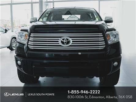 2014 Toyota Tundra Platinum 5.7L V8 (Stk: L900241B) in Edmonton - Image 2 of 24