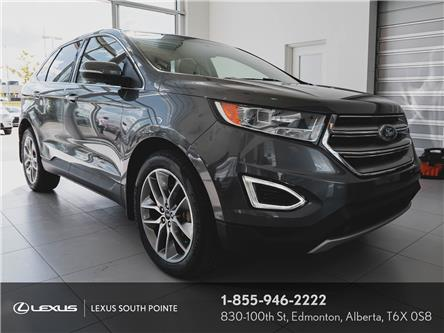 2016 Ford Edge Titanium (Stk: L900483A) in Edmonton - Image 1 of 27